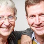 Nora & Wijnand Koker. Foto: Christian Habetzeder.