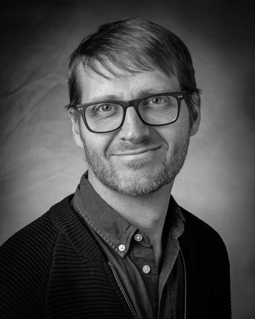 Erik Tidäng, en av medlemmarna i LOD Metallformgivning. Mer om Erik finns på https://www.eriktidang.se/