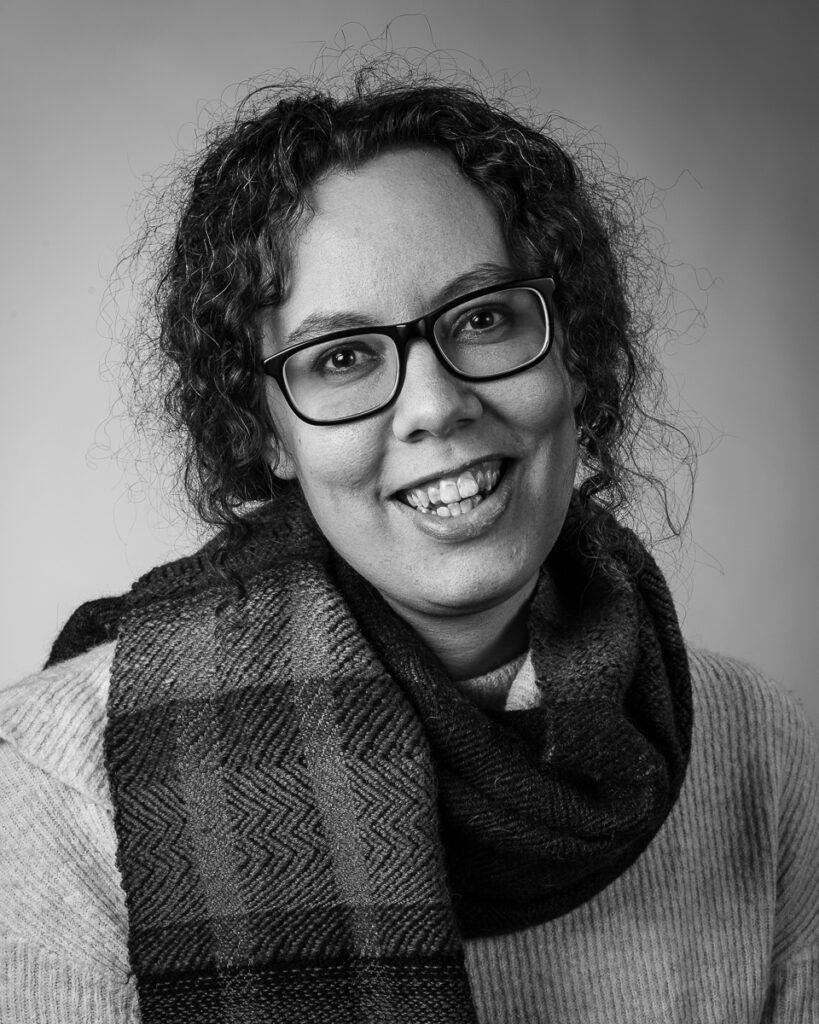 Susanna Ayton, elev vid Sätergläntan institutet för slöjd och hantverk.