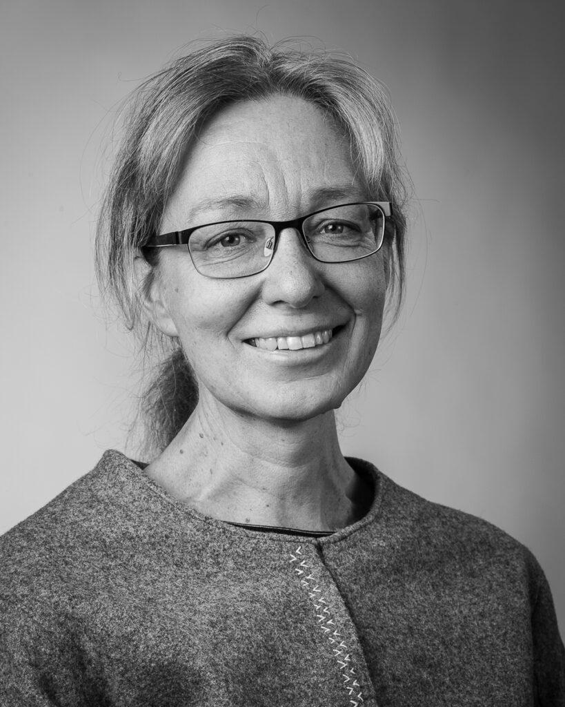 Lena Lilja Hålnissa, elev vid Sätergläntan institutet för slöjd och hantverk.