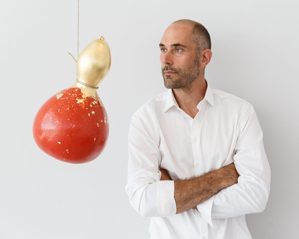 Tobias Birgersson, Contemporary Metal Artist & Object Maker.