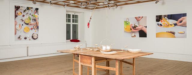 Fotografering av jubileumsutställning på Örnsköldsviks museum & konsthall