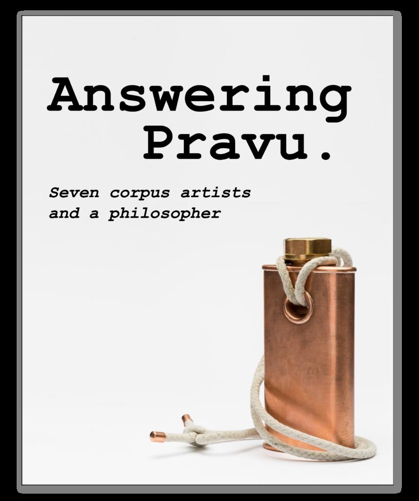 Boken Answering Pravu.